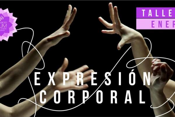 Expresion Corporal - Talleres Enero - Espacio Aum