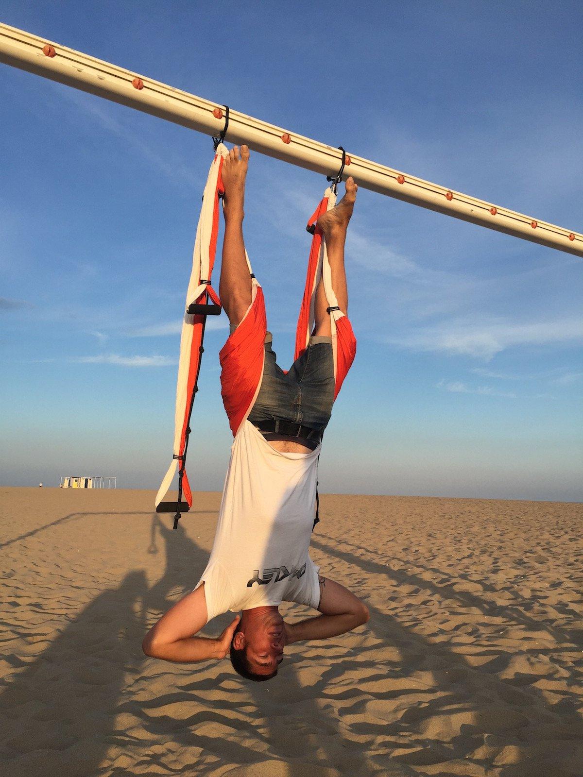 vaihayasa sambala sirsasa en Espacio Aum Castelldefels - Tu centro de yoga