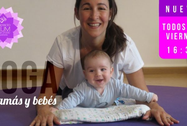 Yoga para Mamás y Bebés