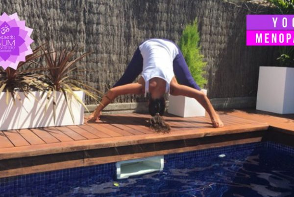 El Yoga en la Menopausia - Espacio Aum Yoga Estudio Castelldefels