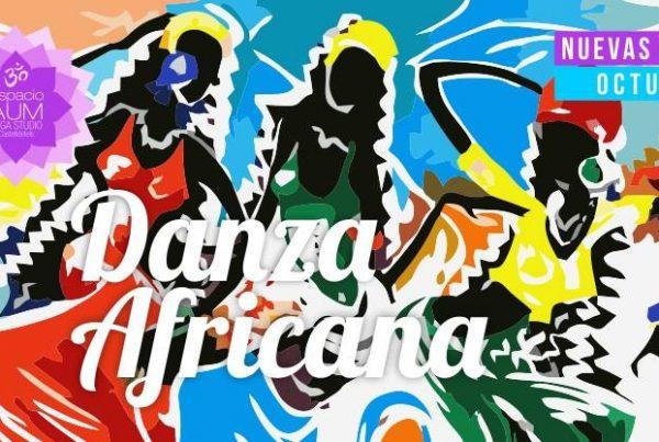 Danza Africana - Espacio Aum Yoga Studio