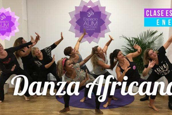 Clase especial - Danza Africana