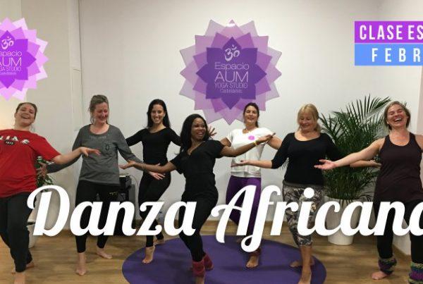 Clase especial - Danza Africana - 24feb