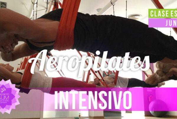 Aeropilates Intensivo - Espacio Aum Yoga Studio - Castelldefels