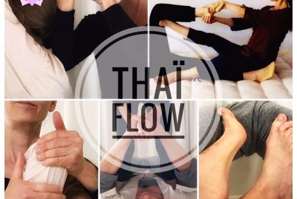 Thai-Flow - Espacio Aum Yoga Studio Castelldefels