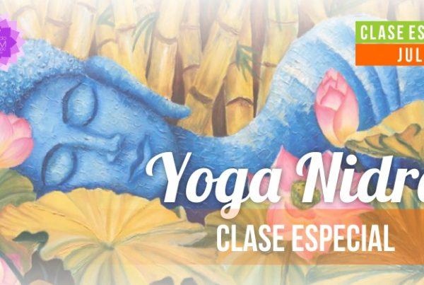 Yoga Nidra - Clase especial - Julio - Espacio Aum Yoga Studio Castelldefels