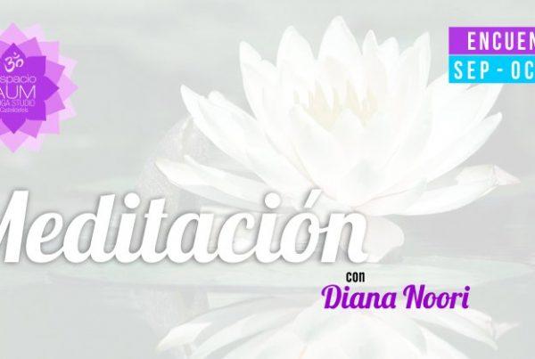 Encuentros de Meditacion - SEP - OCT- NOV - Espacio Aum Yoga Studio - Castelldefels