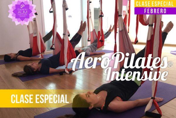 Clase Especial - Aero Pilates Intensive - Febrero 2018 - En Espacio Aum Yoga Studio - Castelldefels