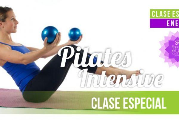 Clase Especial - Pilates Intensive - Enero 2018 - En Espacio Aum Yoga Studio - Castelldefels