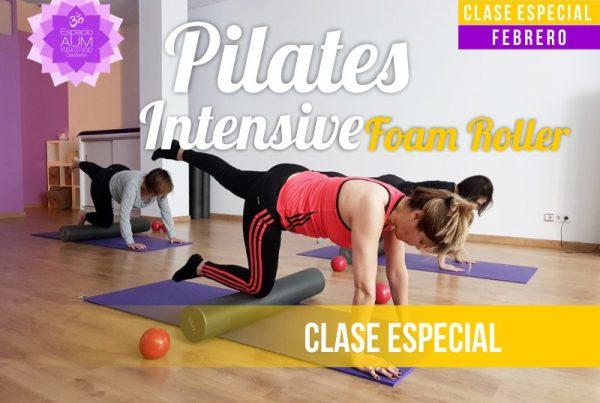 Clase Especial - Pilates Intensive - Febrero 2018 - En Espacio Aum Yoga Studio - Castelldefels