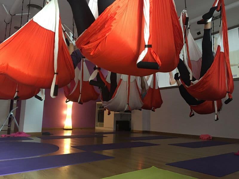 Master Class - Abril 2018 Aeros - Espacio Aum Yoga Studio Castelldefels