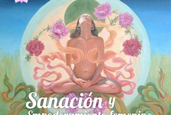 Taller -Sanacion y empoderamiento femenino - Junio 2018 - En Espacio Aum Yoga Studio Castelldefels