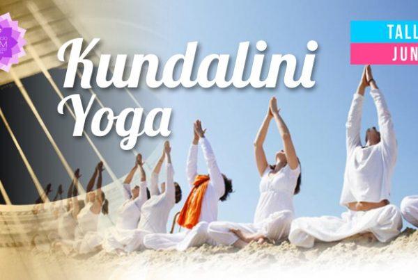 TALLER - Kundalini Yoga Junio 2018 - En Espacio Aum Yoga Studio - Castelldefels