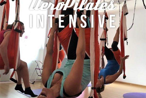 AeroPilates Intensive - Octubre 2018 - En Espacio Aum Yoga Studio - Castelldefels