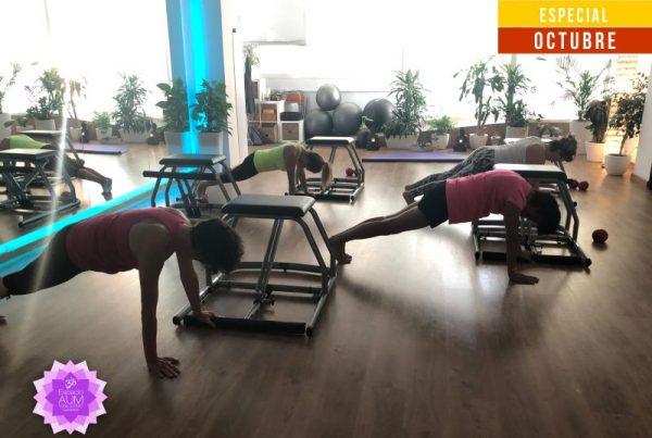 MVE Chair - Octubre 2018 - En Espacio Aum Yoga Studio - Castelldefels