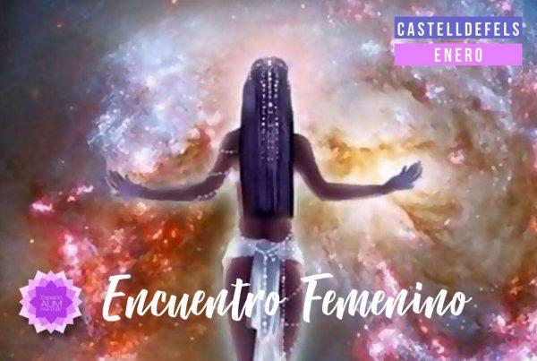 Encuentro Femenino Enero Castelldefels - Espacio Aum Castelldefels y Gavà - Yoga Studio