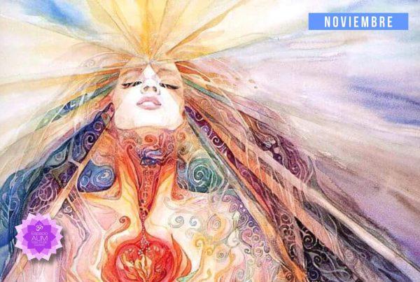 Encuentro Femenino - Noviembre 2018 - En Espacio Aum Yoga Studio - Castelldefels