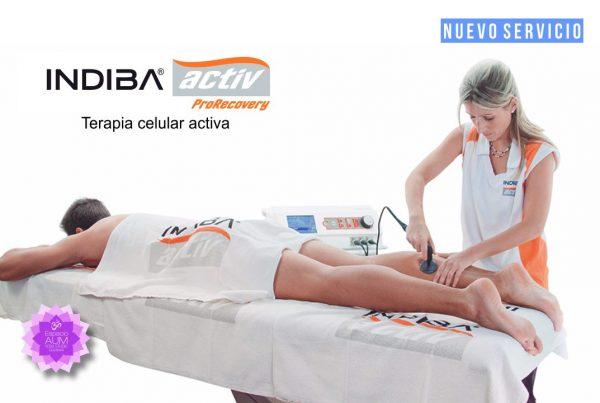 Indiba Activ Pro Recovery - Noviembre 2018 - En Espacio Aum Yoga Studio - Castelldefels