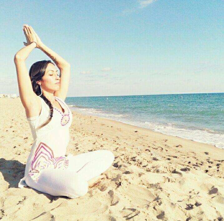 Olga Benedicto Dager - Profesora Yoga Nidra y Kundalini - Espacio Aum Yoga Studio Castelldefels