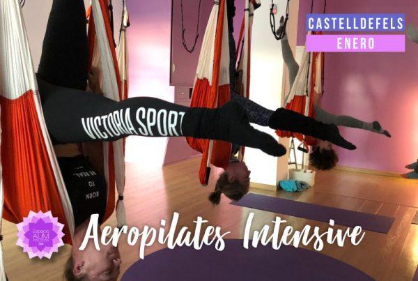 AeroPilates Intensive - Castelldefels - Espacio Aum Castelldefels y Gavà - Yoga Studio