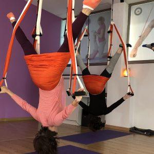 Aeros - Espacio Aum Castelldefels - Gava - Yoga Studio