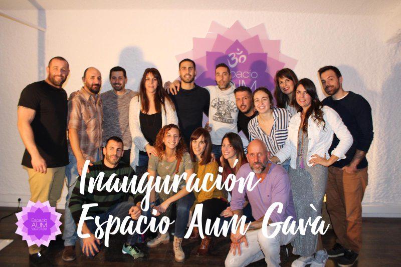 Inauguración - Gavà - Espacio Aum Castelldefels y Gavà - Yoga Studio