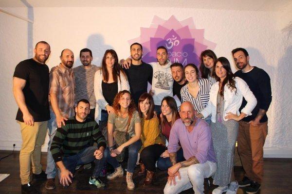 Inauguración - Gavà - Espacio Aum Yoga Studio Castelldefels y Gavà