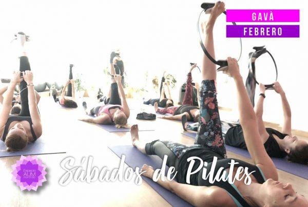 Sábados de Pilates - Gavà - Espacio Aum Castelldefels y Gavà - Yoga Studio