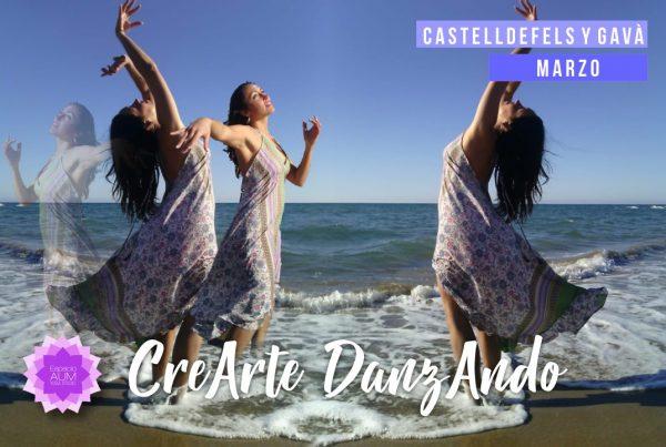 CreArte DanzAndo en Castelldefels y Gavà - Olga Benedicto - Espacio Aum Castelldefels y Gavà - Yoga Studio