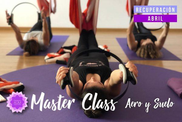 Master Class - Aeropilates Aeroyoga - Pilates Yoga - Espacio Aum Castelldefels y Gavà - Yoga Studio