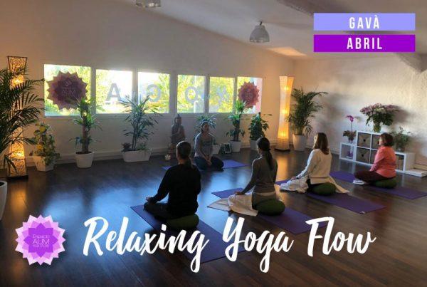 Relaxing Yoga Flow en Gava Espacio Aum Castelldefels y Gavà - Yoga Studio