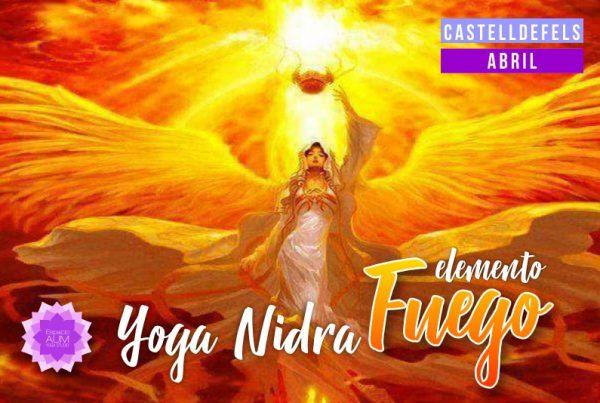 Yoga Nidra - en Castelldefels - Espacio Aum Castelldefels y Gavà - Yoga Studio