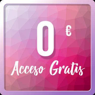 ACCESO GRATUITO - Tickets Espacio Aum Socios