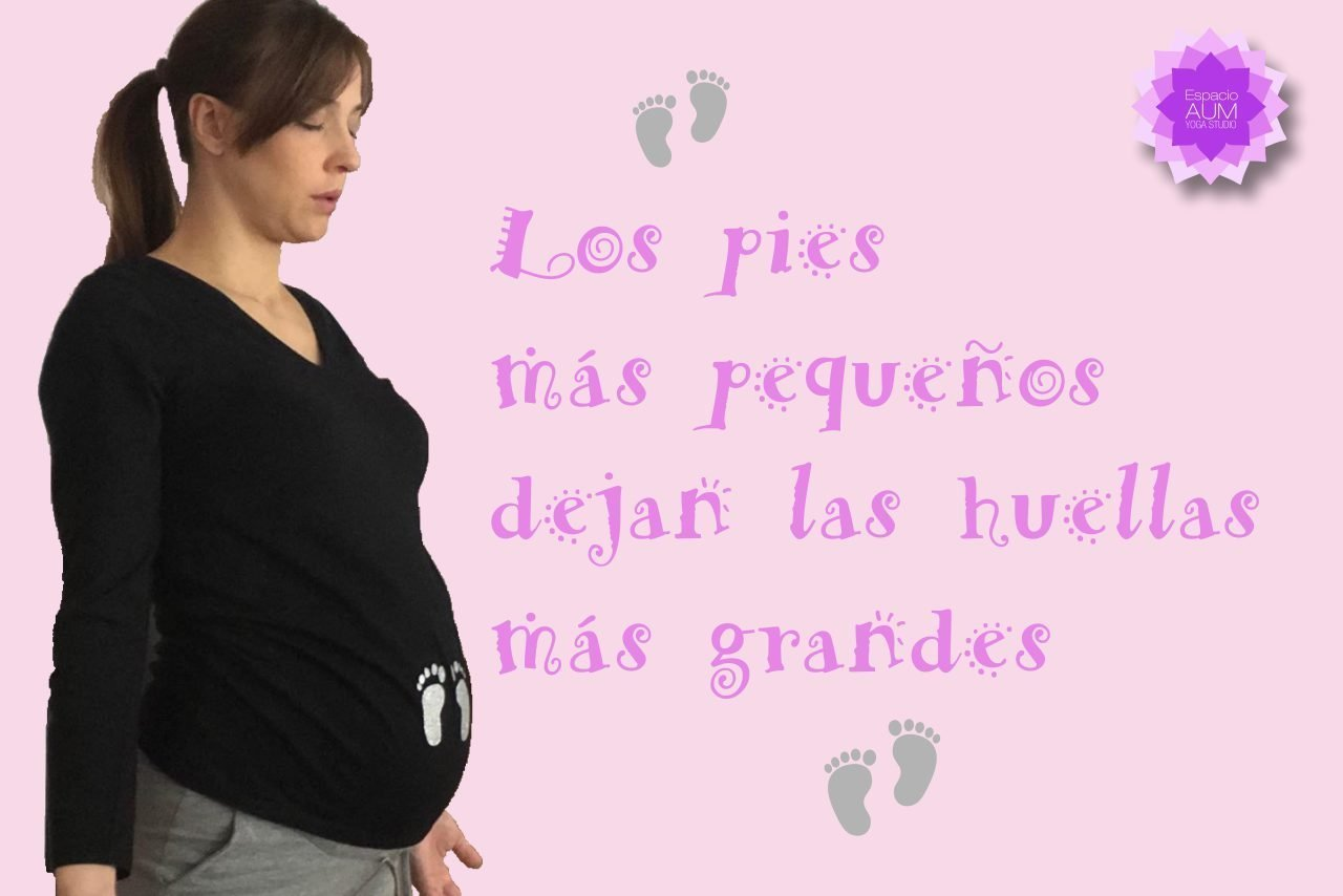 Beneficios del Yoga durante el embarazo - Espacio Aum Castelldefels y Gavà - Yoga Studio