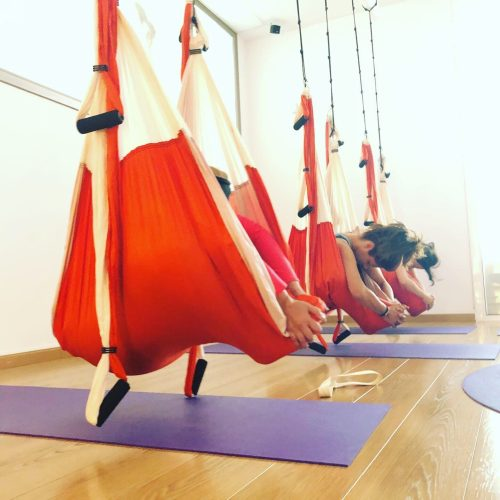 Curso de Instructores - Espacio Aum - Yoga Studio en Castelldefels y Gavà