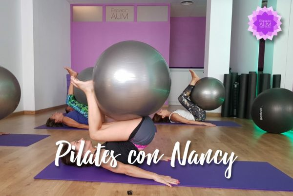 Pilates con Nancy - Espacio Aum Castelldefels y Gavà - Yoga Studio