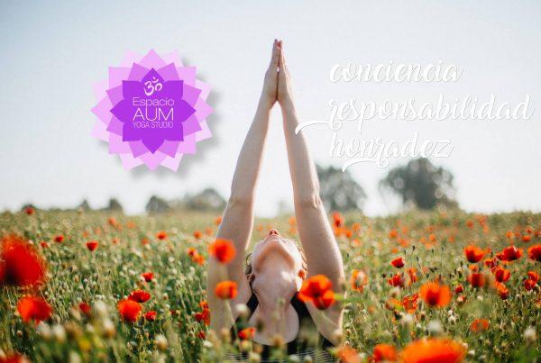 Especial Marzo 2020 - Espacio Aum Yoga Studio - En Castelldefels y Gavà